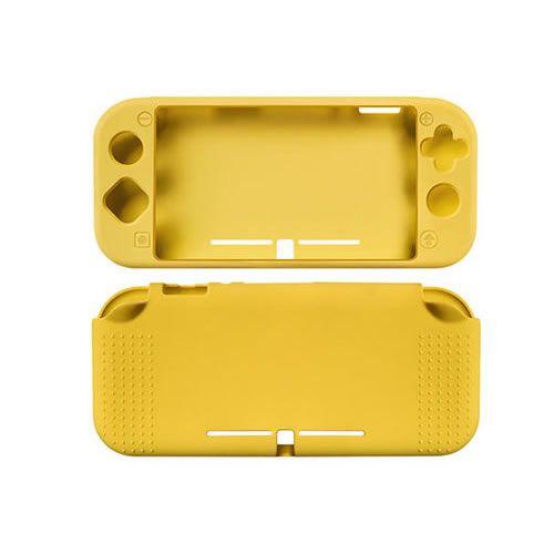 Capa de Silicone Nintendo Switch Lite Amarelo - Switch