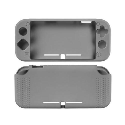 Capa de Silicone Nintendo Switch Lite Cinza - Switch