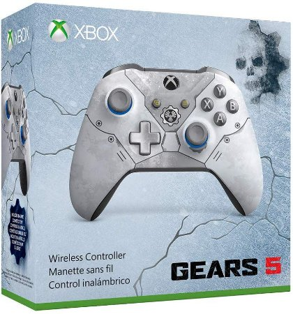 Controle Xbox One Gears of War 5 Limited Edition - Microsoft