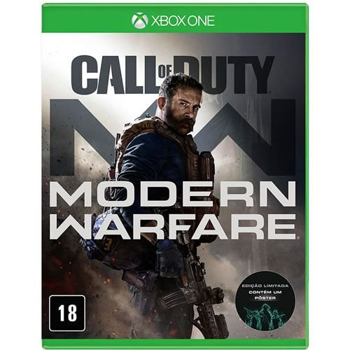 Game Call of Duty Modern Warfare - Xbox One