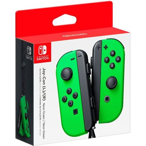 Nintendo Joy-Con (L/R) Green - Switch