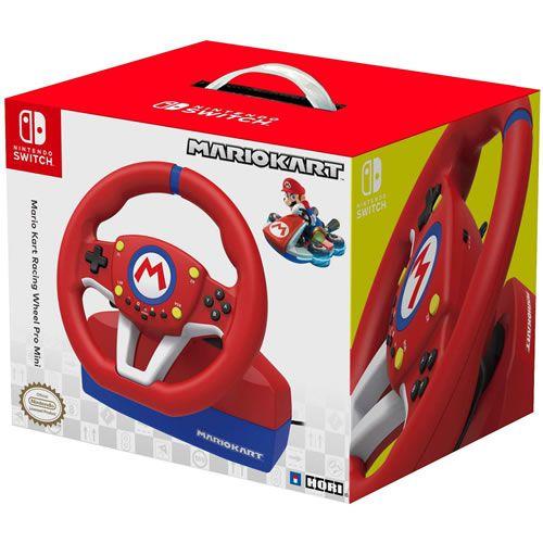Mario Kart  8 Racing Wheel Switch - Hori