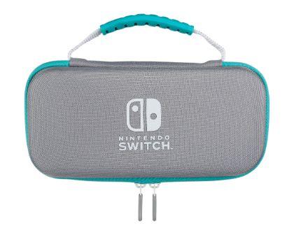 Kit de Proteção Nintendo Switch Lite Turquesa - PowerA