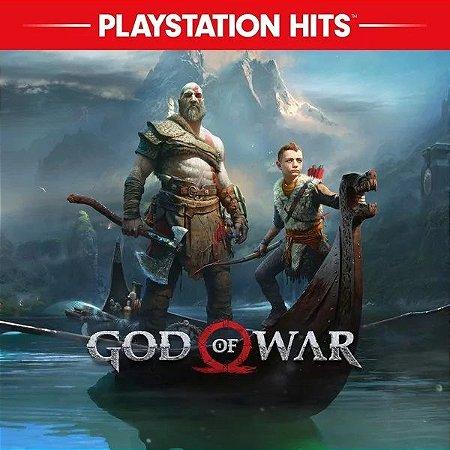 Game God of War PS4 - Digital Download Code -