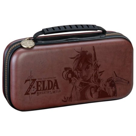 Case para Nintendo Switch Traveler Deluxe Zelda - Switch Lite