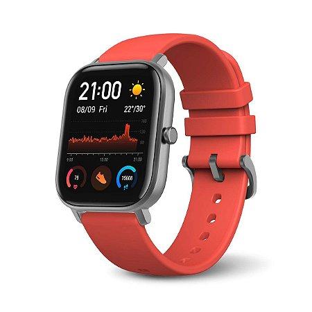 Relógio Xiaomi Amazfit GTS-47MM - Vermillon Orange