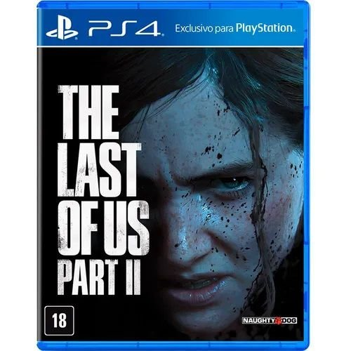 Game The Last of US Part II - PS4