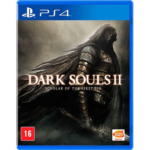 Game Dark Souls II Scholar of The First Sin - PS4