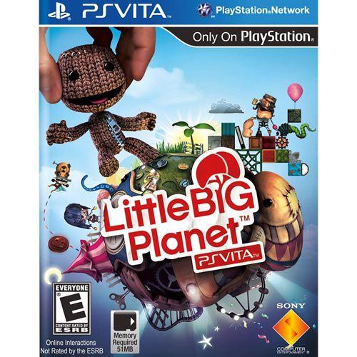 Game Little Big Planet - Psvita [usado]