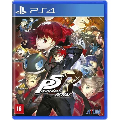 Game Persona 5 Royal Edition - PS4 [Pré-venda]