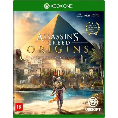 Game Assassin's Creed Origins - Xbox One