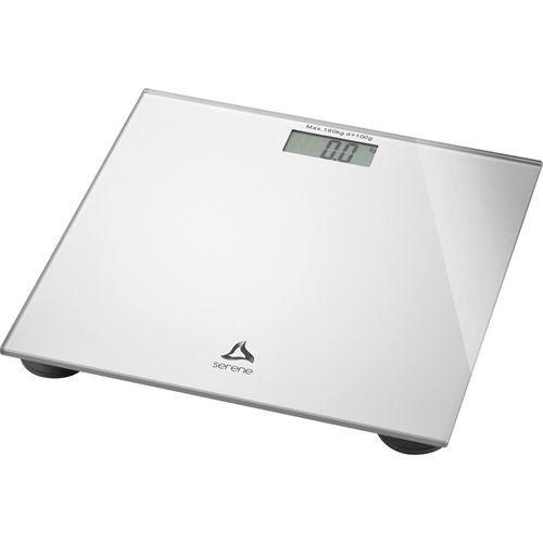 Balança Digital Digi-Health Serene HC021 - Prata