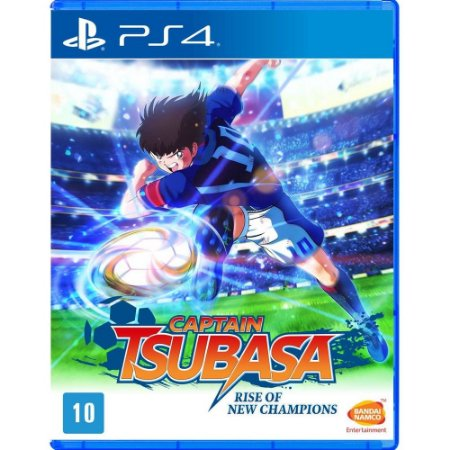 Game Captain Tsubasa Rise of New Champions - PS4 [Pré-venda]