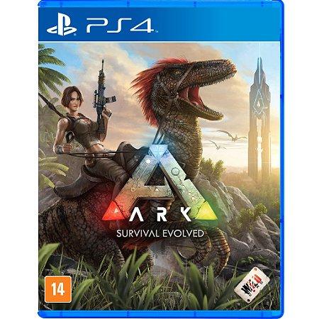 Game Ark Survival Evolved - PS4