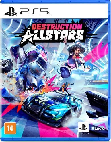 Game Destruction Allstars - PS5 [Pré-venda]