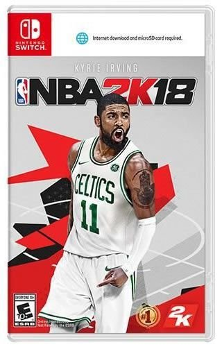 Game NBA 2K 18 - Switch