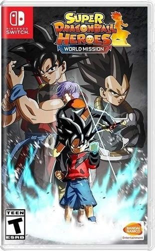 Game Super Dragon Ball Heroes World Mission - Switch