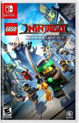Game The Lego Ninjago Movie Video Game - Switch