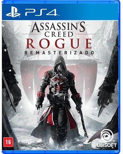 Game Assassin's Creed Rogue Remasterizado - PS4