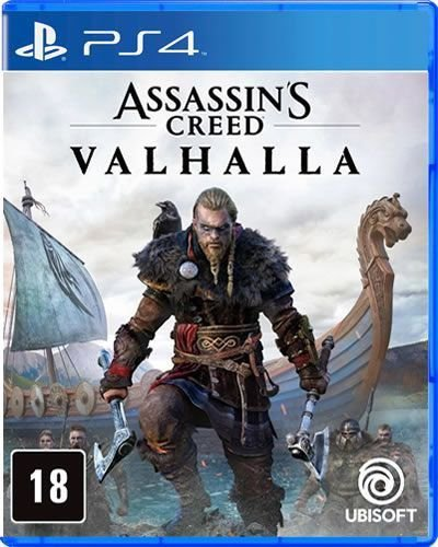 Game Assassin's Creed Valhalla - PS4 [Pré-venda]
