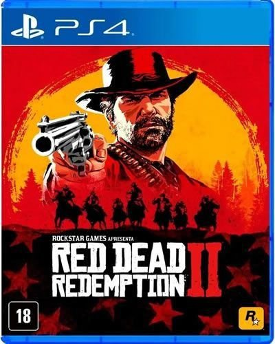 Game Red Dead Redemption 2 - PS4