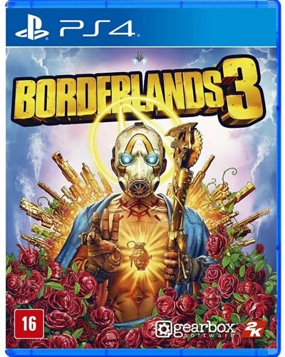 Game Bordelands 3 - PS4