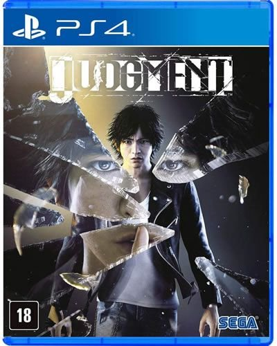 Game Judgment - PS4