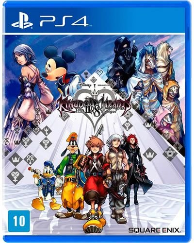 Game Kingdom Hearts HD 2.8 Final Chapter Prologue - PS4
