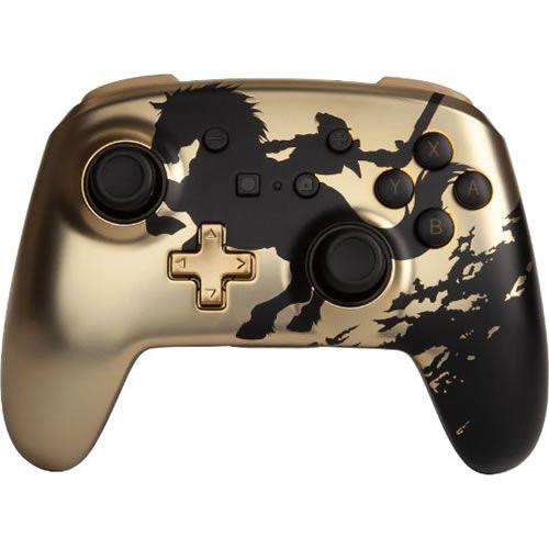 Controle Sem Fio PowerA Gold Rider - Switch