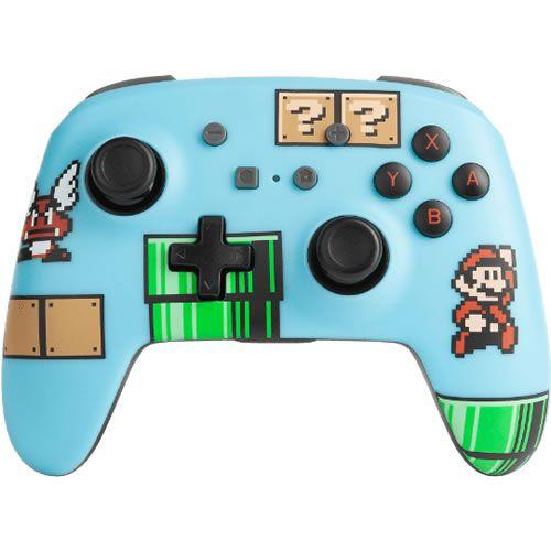 Controle Sem fio PowerA Super Mario Bros 3 - Switch