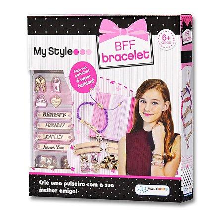 Pulseira Infantil My Style Multikids BFF Bracelet - Br098