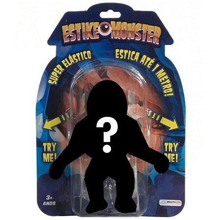 Boneco Super Elástico Estike Monster 14cm sortidos - Multikids BR1001