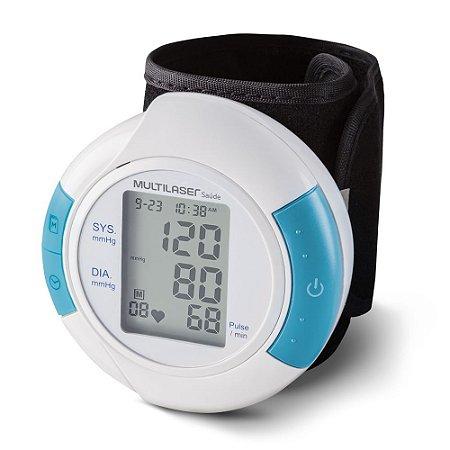 Monitor de Pressão Arterial Digital De Pulso - Multilaser Hc075