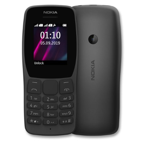 Celular Nokia 110 Dual Sim - Preto