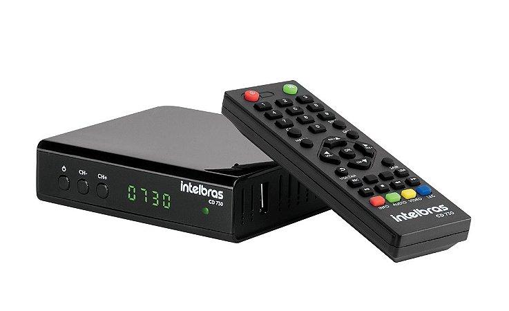 Conversor E Gravador Digital HDTV – Intelbras CD 730