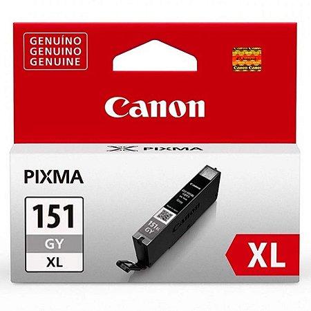 Cartucho Canon CLI-151 XL - Cinza
