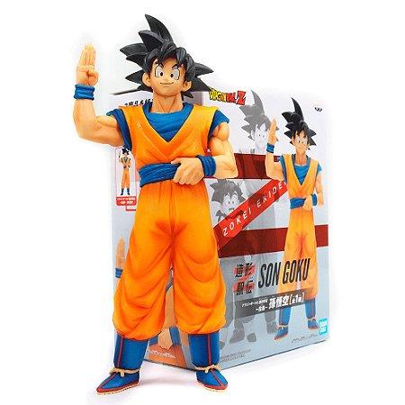 Action Figure Dragon Ball Z - Goku - Ekiden Outward - Bandai Banpresto