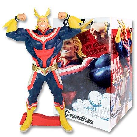 Action Figure My Hero Academia – All Might – Grandista - Bandai Banpresto