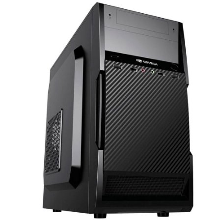 Gabinete Micro Atx com Fonte 200w Preto -  C3Tech Mt-25v2bk