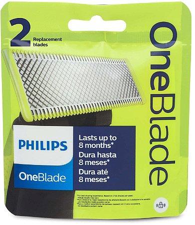 Refil Kit 2 Lâminas Philips Oneblade QP220/51