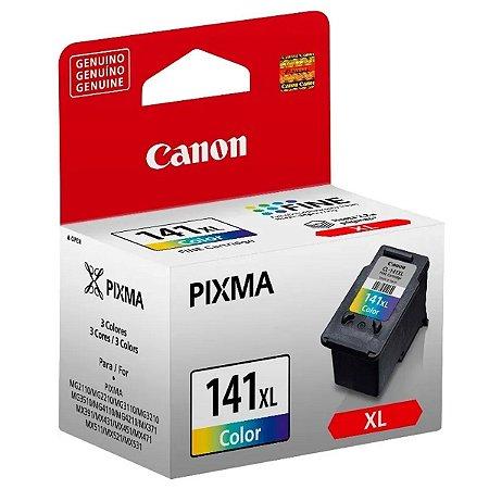 Cartucho Canon Original CL-141XL Colorido 15ml