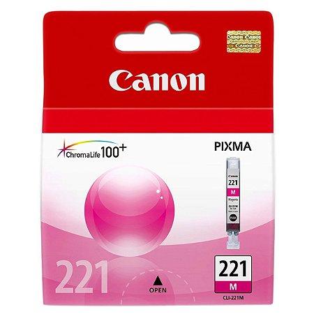 Cartucho Canon Original CLI-221 Magenta 9ml