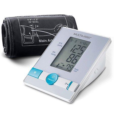 Monitor De Pressão Arterial Digital De Braço – Hc076 Multilaser