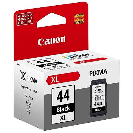 Cartucho Canon PG 44 XL 15ml Original Preto | E461, E471, E481, E4210