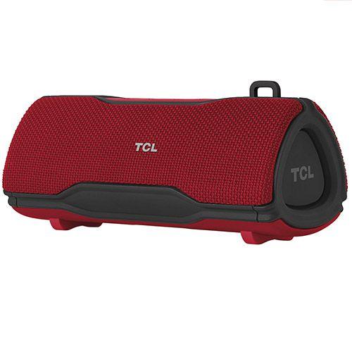 Caixa Bluetooth TCL BS16B à Prova D água 16W Vermelho