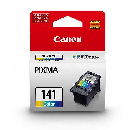 Cartucho Canon Original Cl 141 Colorido 8ml