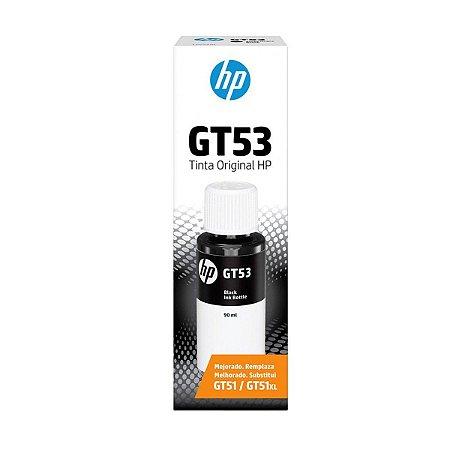 REFIL DE TINTA HP GT53 1VV22AL PRETO