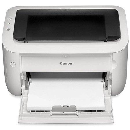 Impressora Laser Sem Fio Mono Canon LBP6030W - Branca