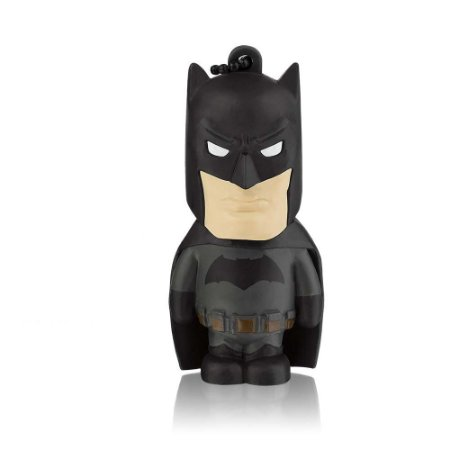 PENDRIVE DC COMICS - BATMAN PRETO 8GB