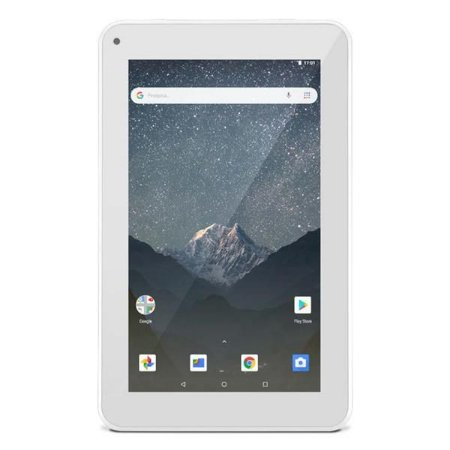 """Tablet Multilaser Wi-Fi 7"""" 16GB Quad Core Android 8.1 NB317 Branco"""